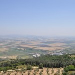 Valley of Jezreel where the Battle of Armageddon will be fought.