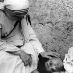PHOTO PART OF SPECIAL EXHIBIT ON LIFE OF MOTHER TERESA